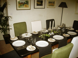 le-presbytere-dining-table
